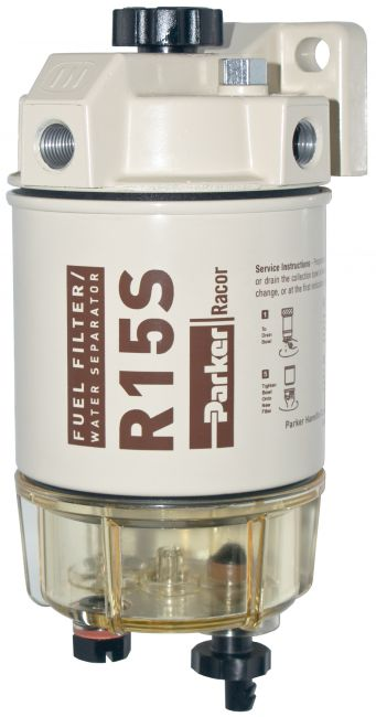 racor fuel filters p series racor 215r2 fuel filter water separator assembly  racor 215r2 fuel filter water separator
